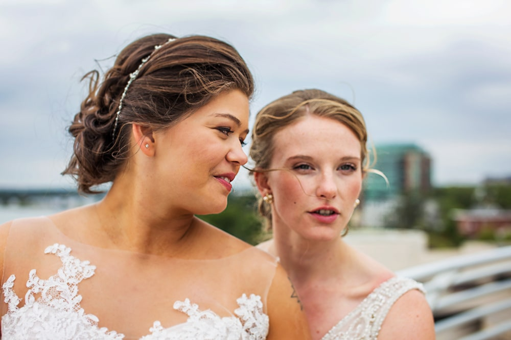 Sophie and Jorie's Monona Terrace Wedding